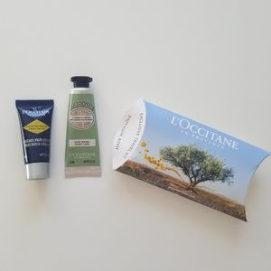 L'Occitane Exclusive Travel Kit / Two Products